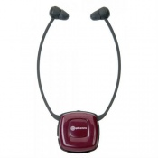 TV2500-1 Additional Stereo Headset for Amplicomms TV2500 Wireless Amplified TV Listener Headset