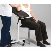 Adjustable Arm Clinic Table