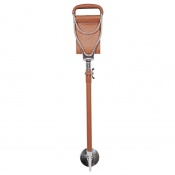 Adjustable Brown Shotover Walking Seat Stick