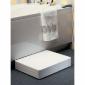 Adjustable Height Bath Step 4 Pack