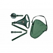 Adjustable Packaway Green Folding Seat Stick
