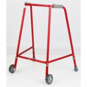Days Adjustable Height Narrow Wheeled Walking Frame