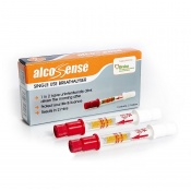 AlcoSense Single Use Breathalyser Twin Pack