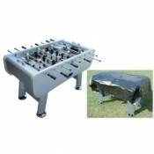 Alfresco Waterproof Outdoor Table Football Foosball Table