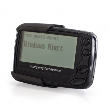 EM300 Alphanumeric Display Pager