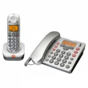 Amplicomms BigTel 480 Amplified Telephones With Answering Machine