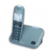 Amplicomms PowerTel 1700 Amplified Cordless Telephone with HD Sound and Tone Control