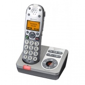 Amplicomms PowerTel 780 Cordless Amplified Telephone With Answering Machine
