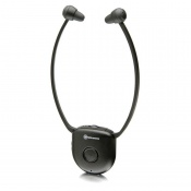 TV 200-1 Additional Stereo Headset for Amplicomms TV 200 Wireless Amplified Headset