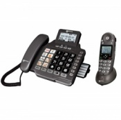 Geemarc Amplidect 355 Combi Amplified Telephone Set