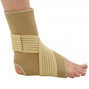 Ankle Brace with Strap