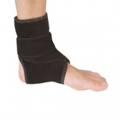 Variable Compression Ankle Wrap