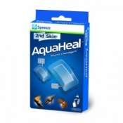 Spenco 2nd Skin Sterile Aquaheal Hydrogel Bandages