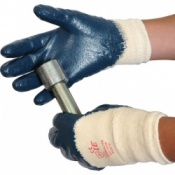 Armalite Blue Handling Gloves