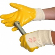 Armalite Yellow Handling Gloves