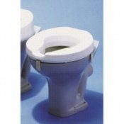 Ashby Raised Toilet Seat 2inch/5cm Standard