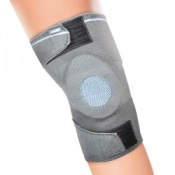 Actiflux Adjustable Magnetic Knee Support