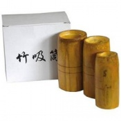 Bamboo Cupping Jars