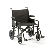 Drive Medical Bariatric Steel Transport Chair