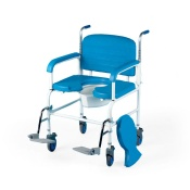 Bariatric Mobile Commode & Shower Chair