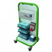 Barrier Nursing Trolley