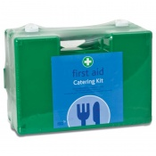 Basic HSE Catering First Aid Kit in Executive Box