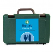 Basic HSE Catering First Aid Kit in Essentials Box