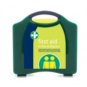 Basic HSE Workplace One Person First Aid Kit