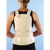 Bilateral Smooth Overlap Back Brace
