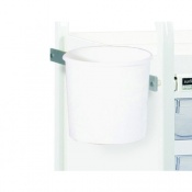 2.5 Litre Bin for Sunflower Medical Vista Storage Trolleys