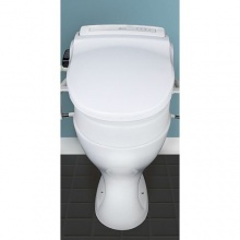 Bio Bidet Toilet Seat Raiser 50mm Spacer