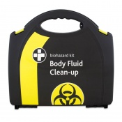 Biohazard Body Fluid Clean Up Kit