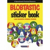 Blobtastic Sticker Book By Pip Wilson & Ian Long