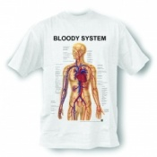 Bloody System T-Shirt