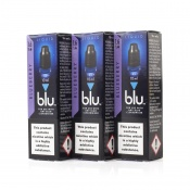 Blu Pro Blueberry E-Liquid (Pack of Three)