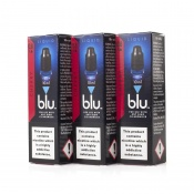 Blu Pro Cherry E-Liquid (Pack of Three)