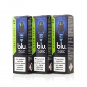 Blu Pro Green Apple E-Liquid (Pack of Three)