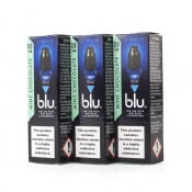 Blu Pro Mint Chocolate E-Liquid (Pack of Three)
