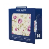 Blue Badge Company Mulberry Rose Disabled Parking Permit Holder