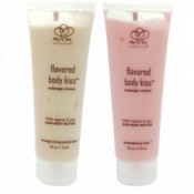 Body Kiss Flavoured Massage Cream