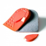 Rehband Bone Spur Pad with Plug Heel Wedges