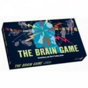 The Brain Game! - The Word Finding And Vocabulary Game By Ellen Saunders