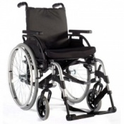 Breezy Basix 2 Manual Wheelchair