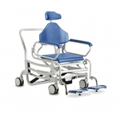 Bristol Maid Bariatric Rise and Recline Shower Chair