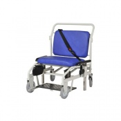 Bristol Maid Bristol Blue Bariatric Portering Chair