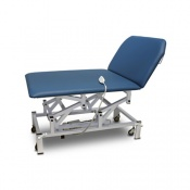 Bristol Maid Bariatric Bobath Therapy Couch with Foot Switch and Electric Back