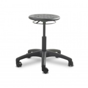 Bristol Maid Low PU TechnoStools Medical Stool with Castors