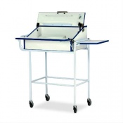 Bristol Maid Medium Lockable Drug and Medicine Dispensing Trolley