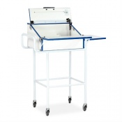 Bristol Maid Small Lockable Drug and Medicine Dispensing Trolley