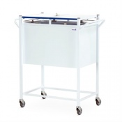 Bristol Maid Small Lockable Medicine Records Trolley